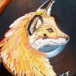 Baby Fox Original Pastel Re..